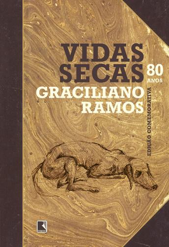"""Livro """"Vidas Secas"""" de Graciliano Ramos. Imagem: Internet."""
