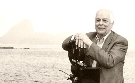 Nelson Pereira dos Santos. Imagem: Internet.