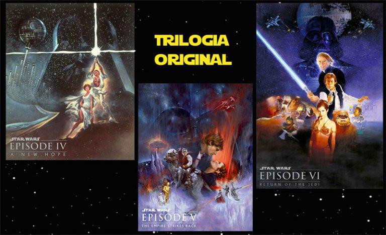 Star Wars Trilogia Clássica. Crédito imagem: http://br.starwars.com.