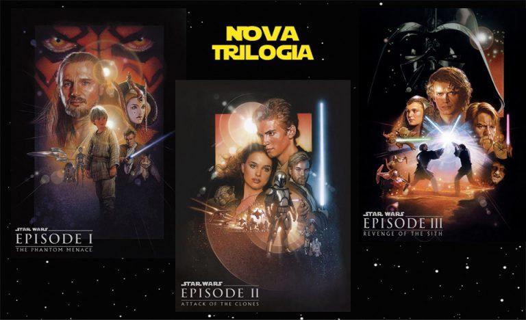 Nova trilogia conta a história de como Anakin Skywalker se transforma em Darth Vader. Crédito imagem: http://br.starwars.com.