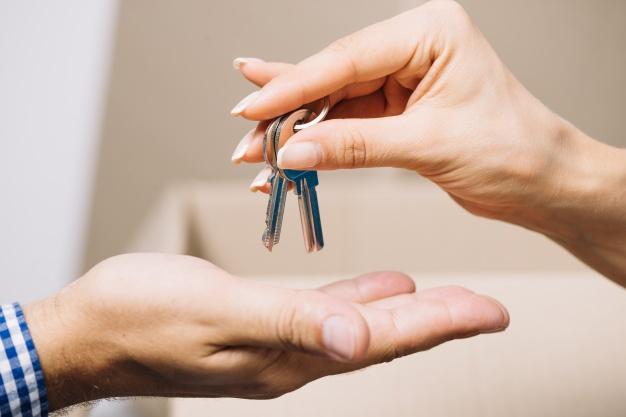 As chaves da casa foram entregues à gangue. Imagem: Free Pik.