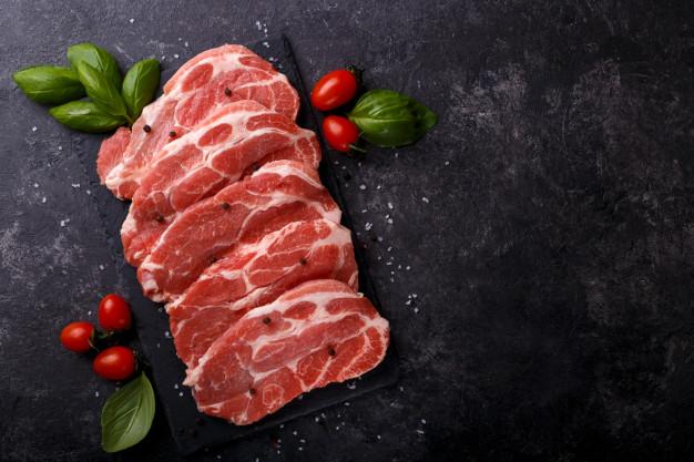Até parece carne. Imagem: Free Pik.
