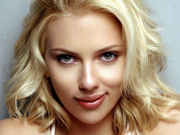 Atriz Scarlett Johansson. Imagem: Internet.