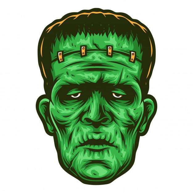 Frankenstein. Imagem: Free Pik.